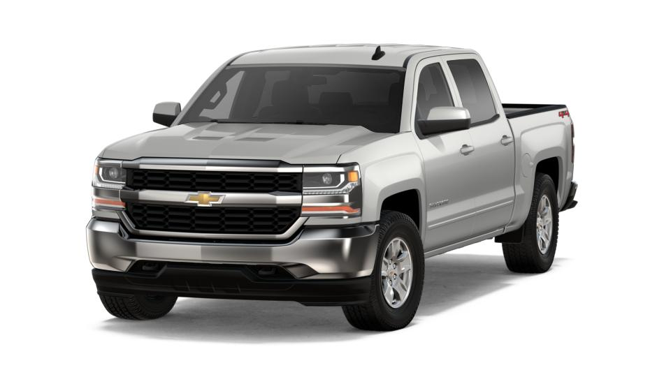 2018 Chevrolet Silverado 1500 Vehicle Photo in Manhattan, KS 66502