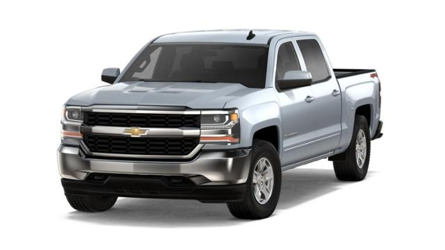 New Truck 2018 Silver Ice Metallic Chevrolet Silverado 1500 Lt For
