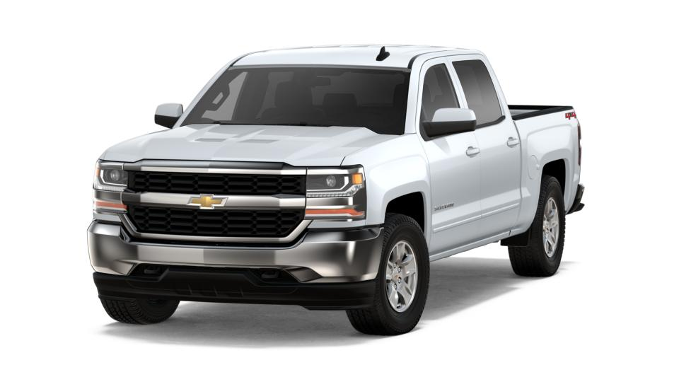 2018 Chevrolet Silverado 1500 Vehicle Photo in Clinton, MI 49236