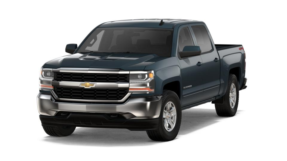 2018 Chevrolet Silverado 1500 Vehicle Photo in Helena, MT 59601