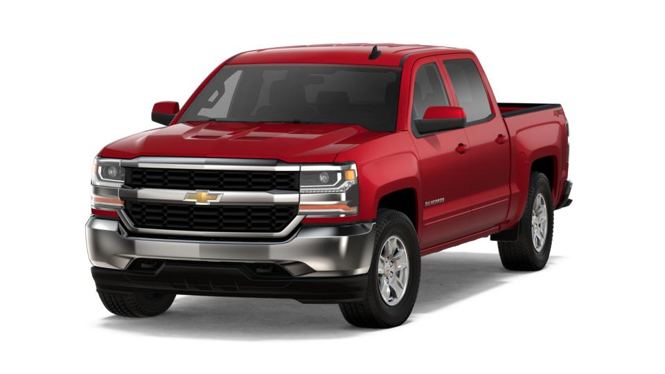 2018 Chevrolet Silverado 1500 Vehicle Photo In Summersville, WV 26651