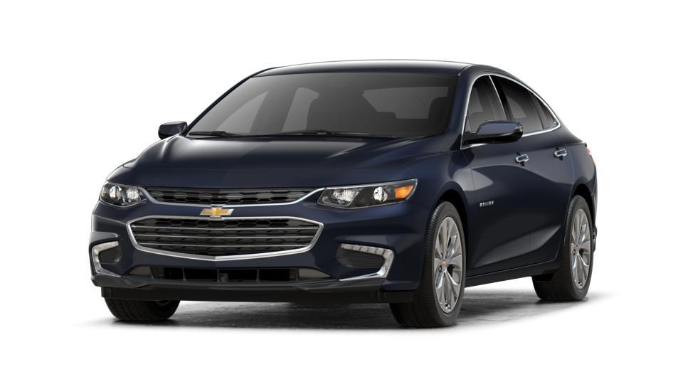 2018 Chevrolet Malibu Vehicle Photo in Detroit, MI 48207