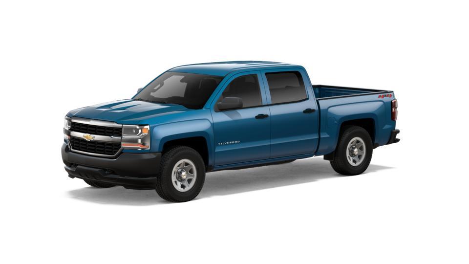 Todd Wenzel Chevrolet >> New 2018 Deep Ocean Blue Metallic Chevrolet Silverado 1500 For Sale - Todd Wenzel Chevrolet of ...