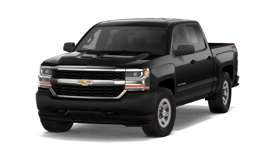 2018 Chevrolet Silverado 1500 Vehicle Photo in Midlothian, VA 23112