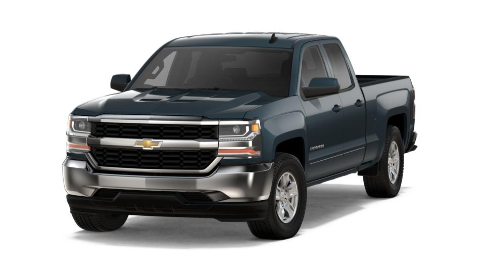 2018 Chevrolet Silverado 1500 Vehicle Photo in Tulsa, OK 74131