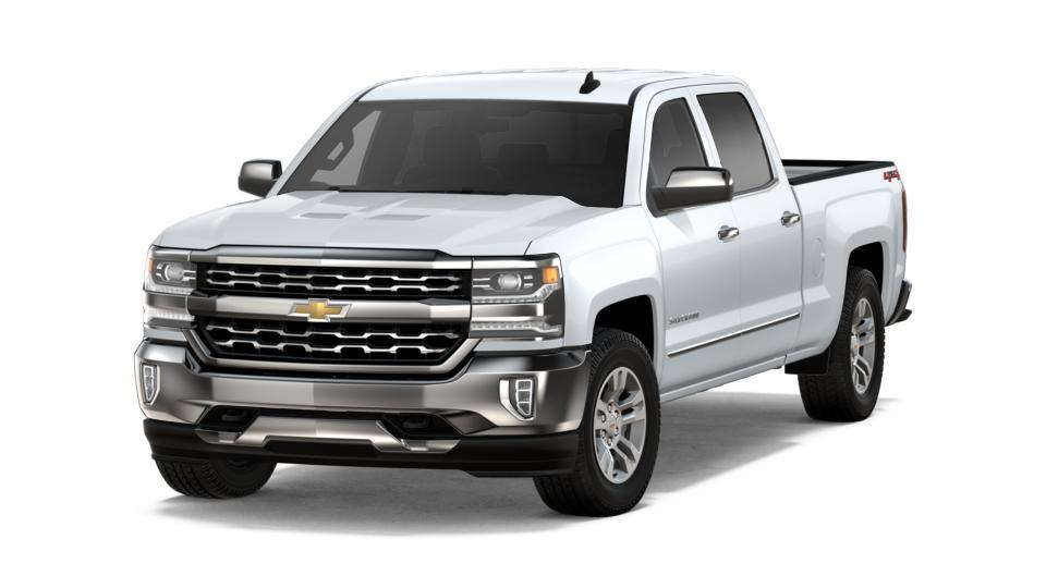 Yerington Summit White 2018 Chevrolet Silverado 1500 New