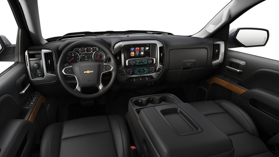 Friendly Chevrolet Springfield Il >> 2018 Certified Chevrolet Silverado 1500 Crew Cab Standard Box 4-Wheel Drive LTZ 4D Crew Cab ...
