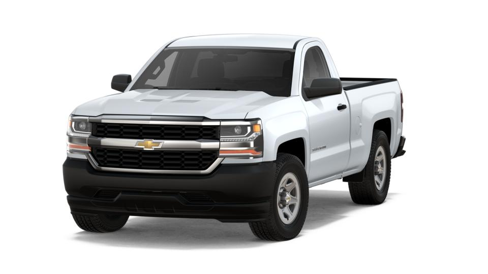 2018 Chevrolet Silverado 1500 Vehicle Photo in Chowchilla, CA 93610