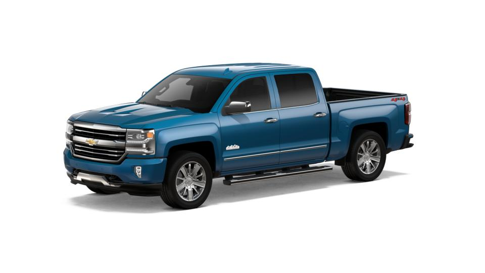 New Deep Ocean Blue Metallic 2018 Chevrolet Silverado 1500 ...