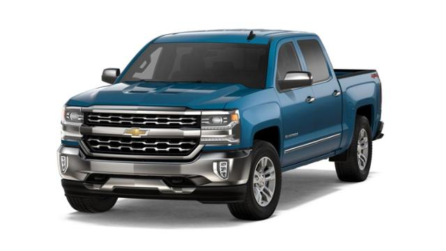2018 Chevrolet Silverado 1500 Vehicle Photo In Chadron, NE 69337