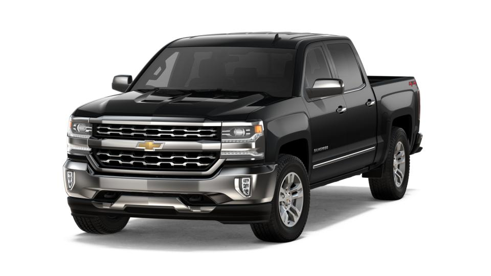 2018 Chevrolet Silverado 1500 Vehicle Photo in Long Island City, NY 11101