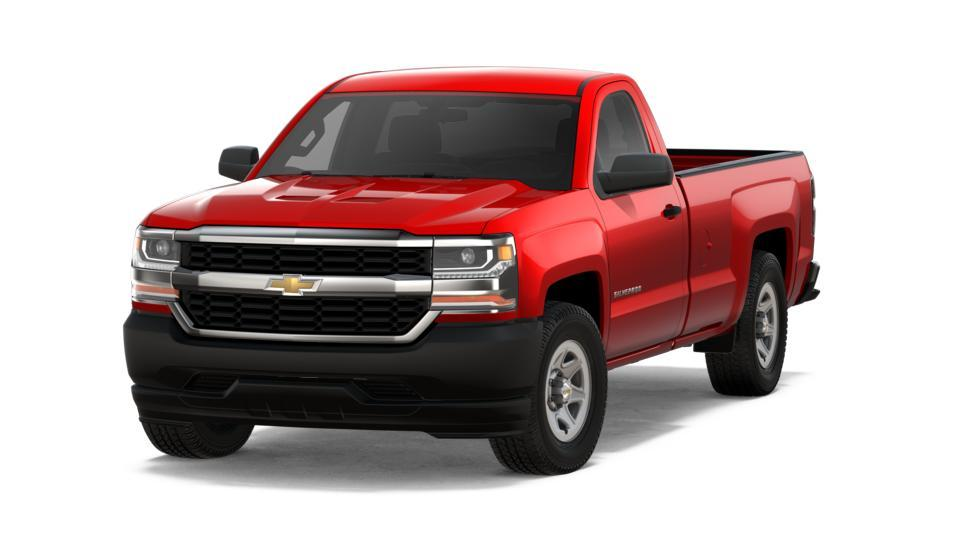 2018 Chevrolet Silverado 1500 Vehicle Photo in Hudson, MA 01749