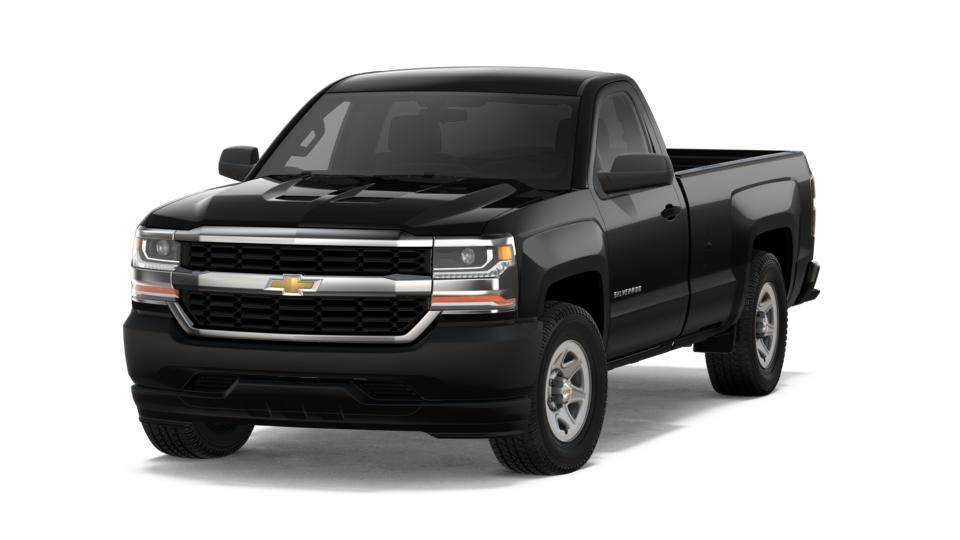 2018 Chevrolet Silverado 1500 Regular Cab Long Box 2 Wheel Drive Work Truck For Sale In Sudbury Ontario
