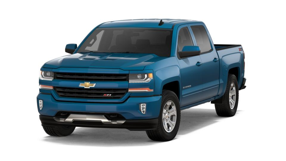 2018 Chevrolet Silverado 1500 Vehicle Photo in Crosby, TX 77532