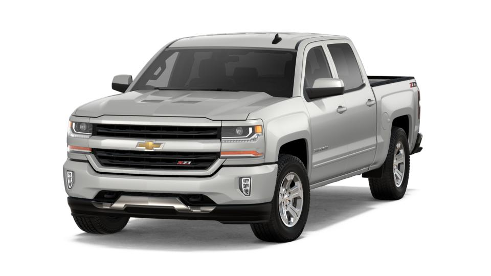 2019 Satin Steel Metallic Chevrolet Silverado 1500 4WD ...
