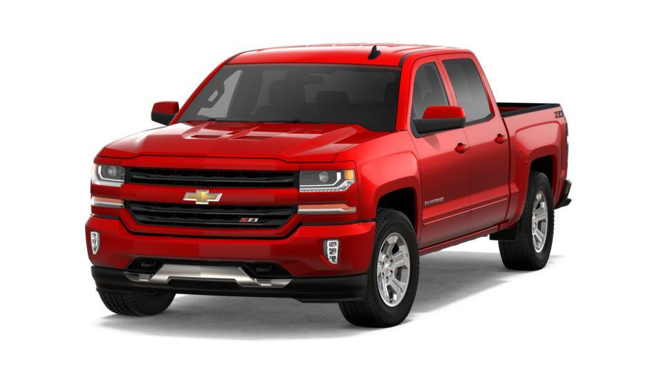 2018 Chevrolet Silverado 1500 Vehicle Photo in Crossville, TN 38555