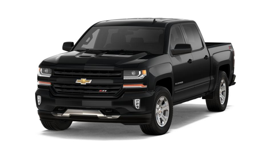 2018 Chevrolet Silverado 1500 Vehicle Photo in Detroit, MI 48207
