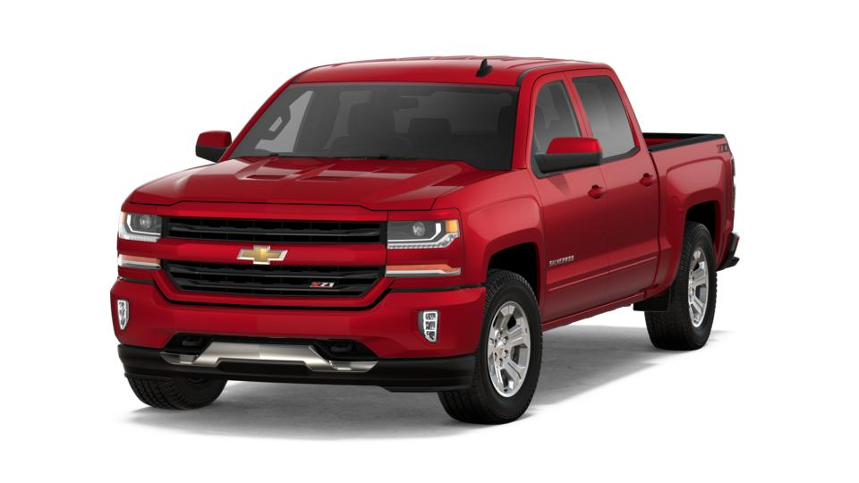 2018 Chevrolet Silverado 1500 Vehicle Photo in Colorado Springs, CO 80905