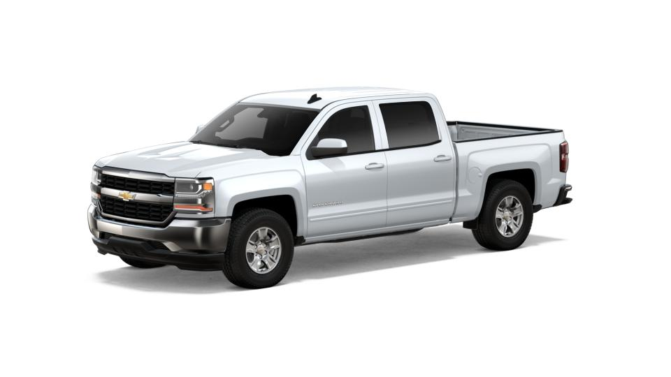 Bastrop Summit White 2018 Chevrolet Silverado 1500 New Truck Available Near Austin