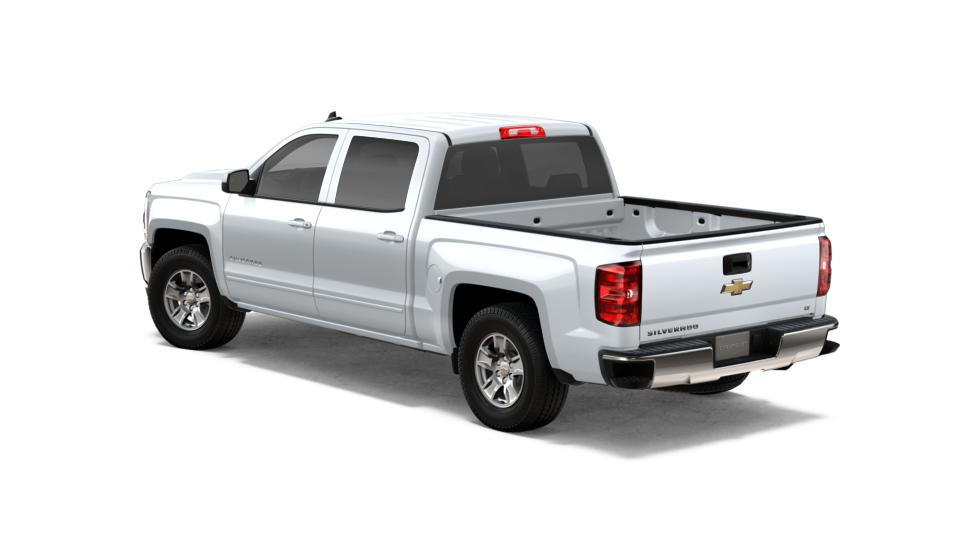 Abilene Summit White 2018 Chevrolet Silverado 1500 New