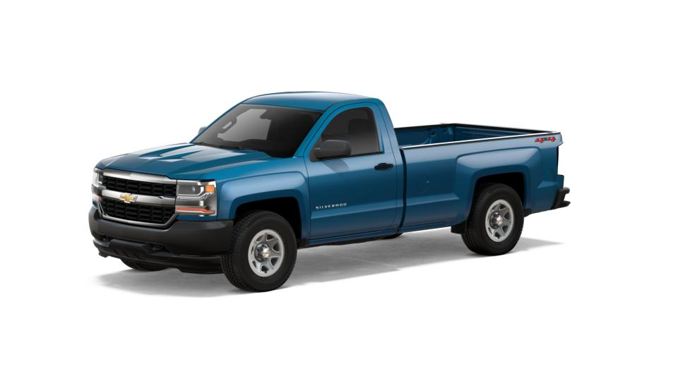 Gm Extended Family Card >> 2018 Chevrolet Silverado 1500 for sale in Taylor, MI | Taylor Chevrolet