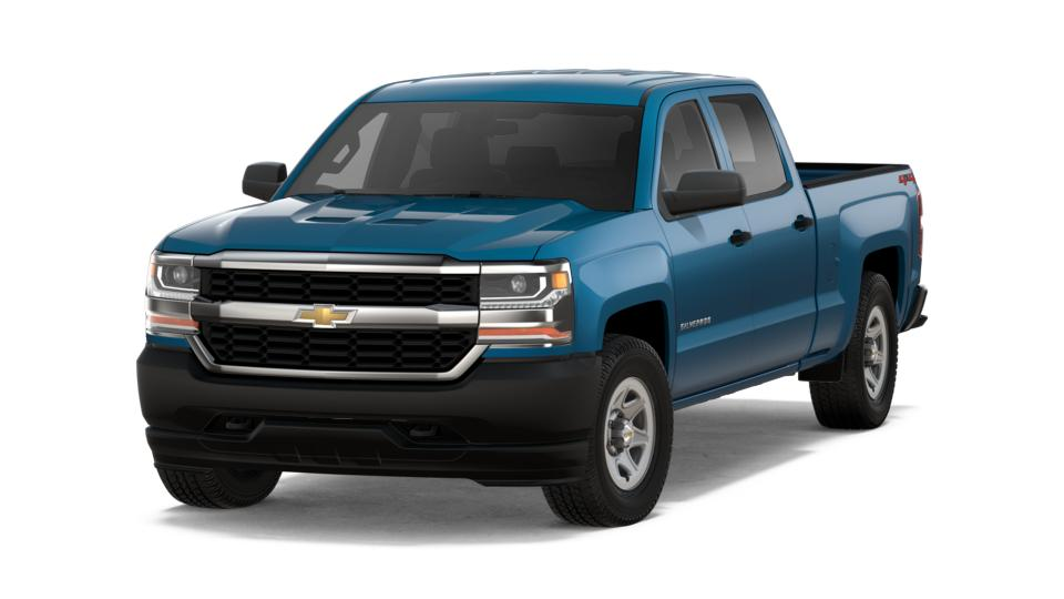 2018 Chevrolet Silverado 1500 Vehicle Photo in Val-d'Or, QC J9P 0J6