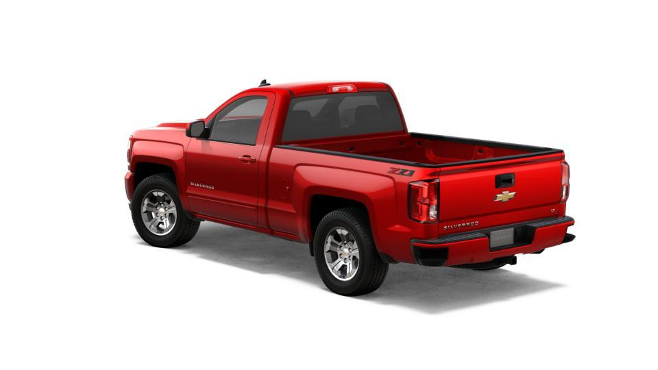 Chevy 1500 For Sale >> 2018 Chevy Silverado 1500 Regular Cab Standard Box 4-Wheel Drive LT Z71 - new Chevrolet in ...
