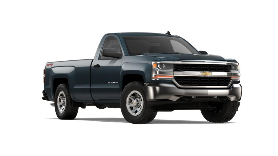New 2018 Chevrolet Silverado 1500 Truck For Sale In Cambridge Oh 38431