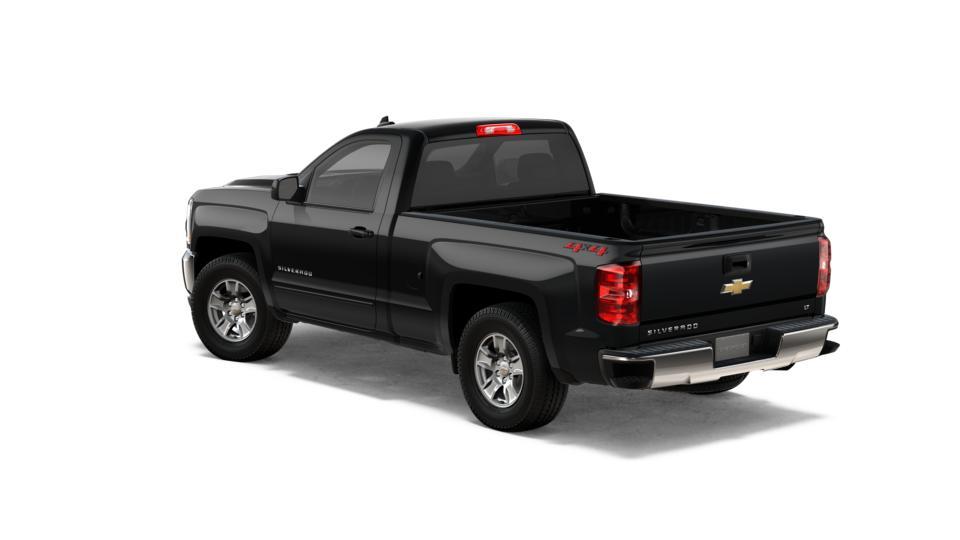 danvers black 2018 chevrolet silverado 1500 new truck for sale jz325535. Black Bedroom Furniture Sets. Home Design Ideas