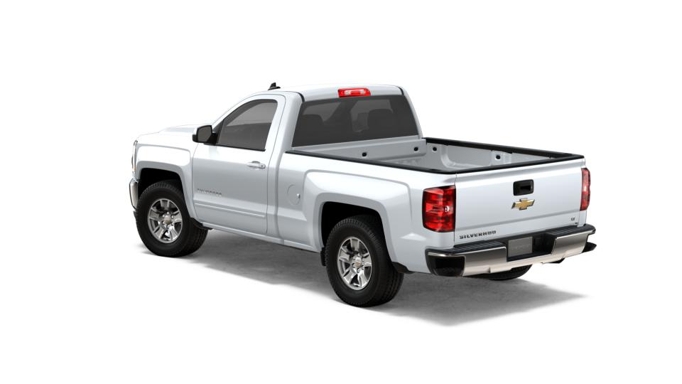 New Summit White 2018 Chevrolet Silverado 1500 Regular Cab