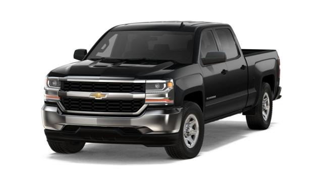 2018 Chevrolet Silverado 1500 Vehicle Photo In Commerce, GA 30529