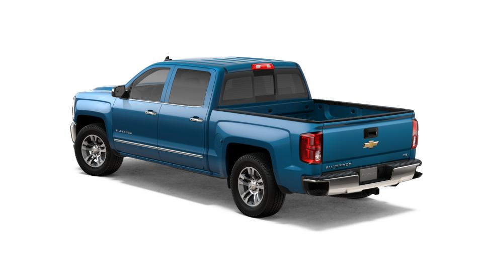 new deep ocean blue metallic 2018 chevrolet silverado 1500 crew cab short box 2 wheel drive ltz. Black Bedroom Furniture Sets. Home Design Ideas