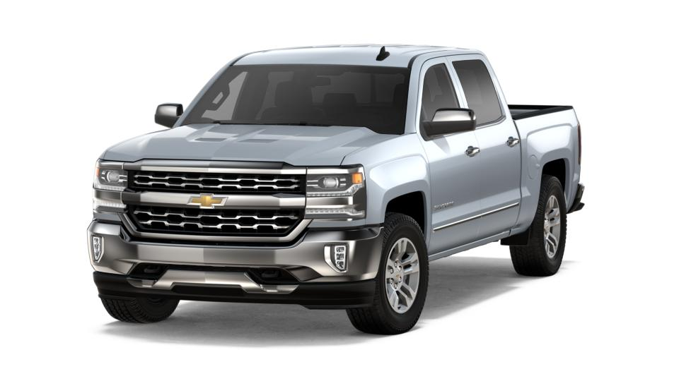 2018 Chevrolet Silverado 1500 Vehicle Photo in San Angelo, TX 76903