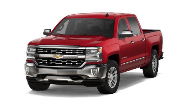 2018 Chevrolet Silverado 1500 Vehicle Photo In Laredo, TX 78041