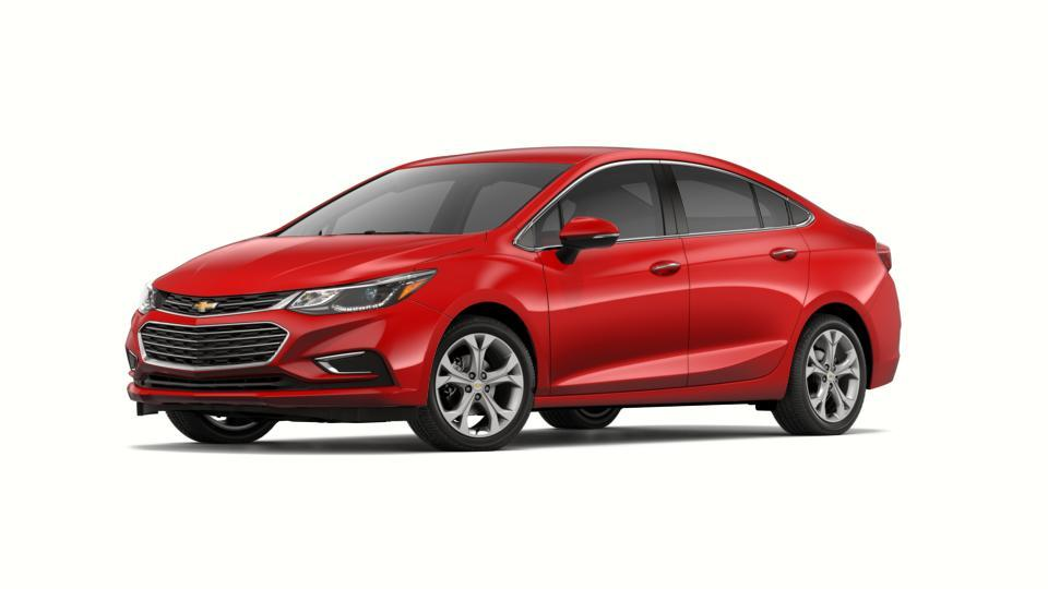 2018 Chevrolet Cruze Vehicle Photo in Columbia, MO 65203-3903