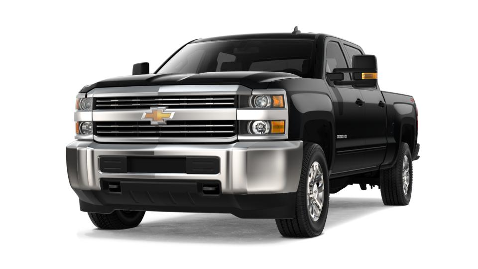 2018 Chevrolet Silverado 3500HD Vehicle Photo in Colorado Springs, CO 80905