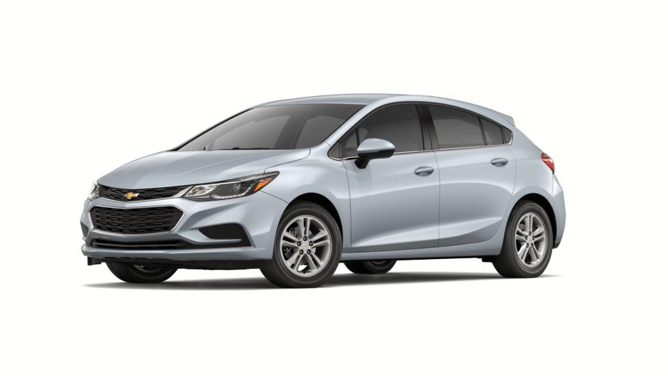 2018 Chevrolet Cruze Vehicle Photo in Knoxville, TN 37912
