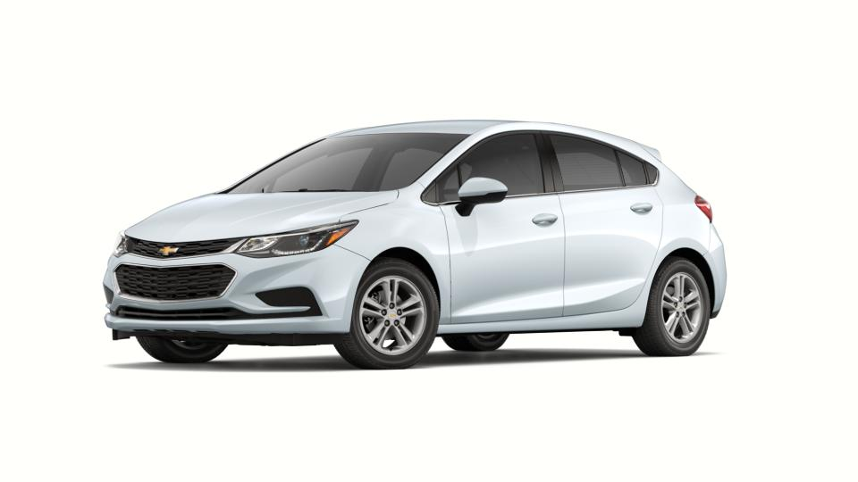 2018 Chevrolet Cruze Vehicle Photo in Helena, MT 59601