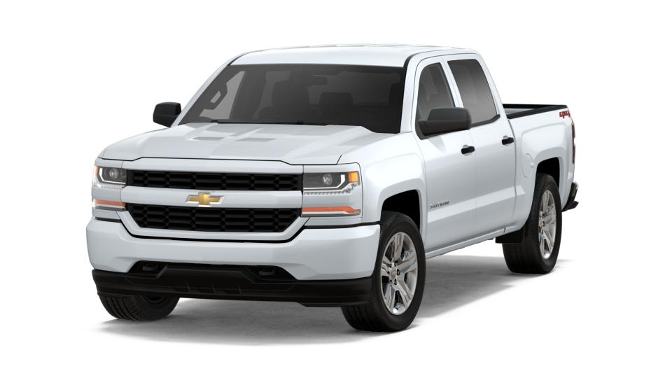 2018 Chevrolet Silverado 1500 Vehicle Photo in Reese, MI 48757