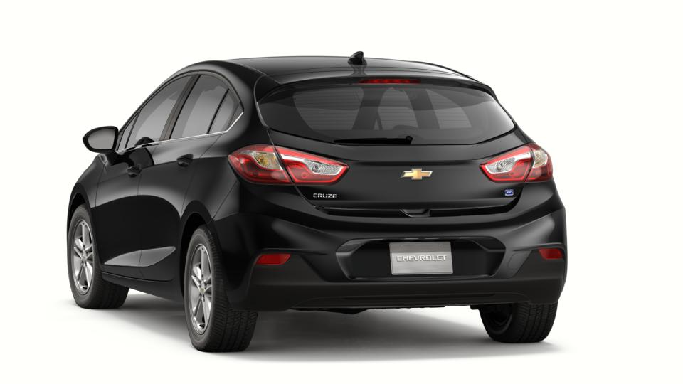 New 2018 Black Chevrolet Cruze Hatchback LT Diesel ...