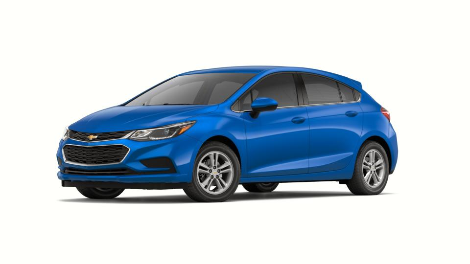 2018 Chevrolet Cruze Vehicle Photo in Val-d'Or, QC J9P 0J6