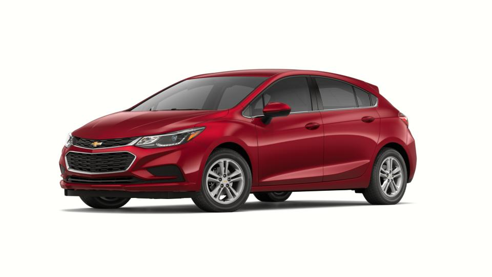 2018 Chevrolet Cruze Vehicle Photo in Vincennes, IN 47591