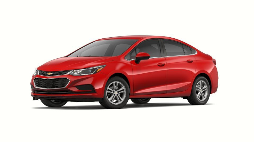 2018 Chevrolet Cruze Vehicle Photo in San Angelo, TX 76903