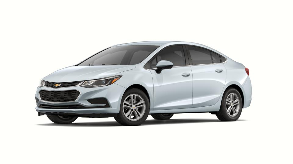 2018 Chevrolet Cruze Vehicle Photo in Fort Worth, TX 76116