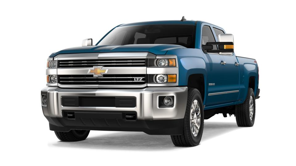 2018 Chevrolet Silverado 3500HD Vehicle Photo in Everett, WA 98203