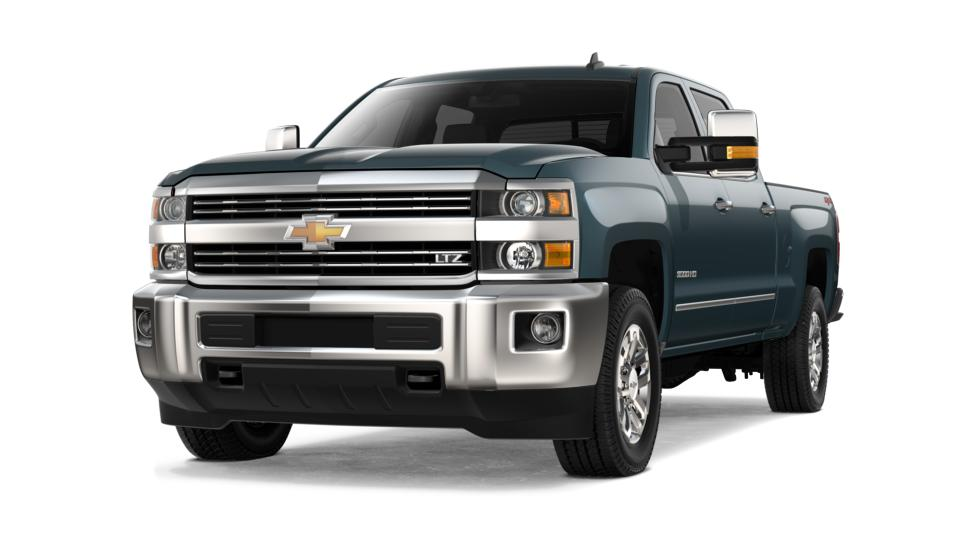 2018 Chevrolet Silverado 3500HD Vehicle Photo in Champlain, NY 12919