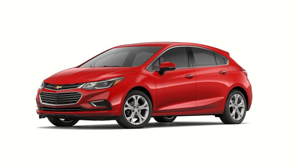 2018 Chevrolet Cruze Vehicle Photo in Johnston, RI 02919