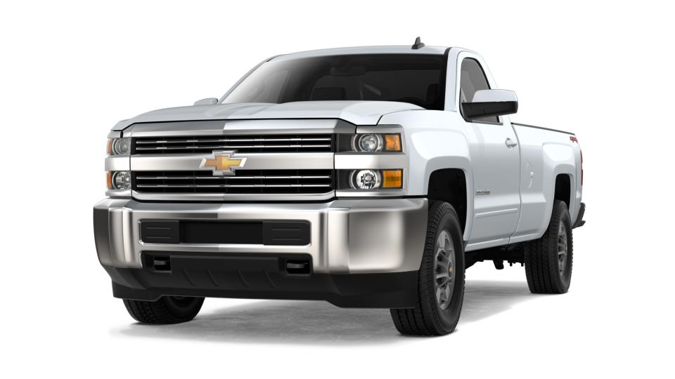 2018 Chevrolet Silverado 2500HD Vehicle Photo in Norwich, NY 13815
