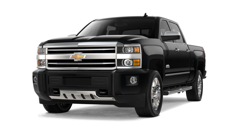2018 Chevrolet Silverado 2500HD Vehicle Photo in Spokane, WA 99207