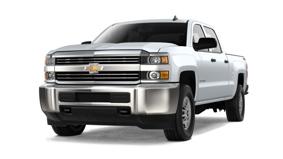 2018 Chevrolet Silverado 2500HD Vehicle Photo in San Angelo, TX 76903